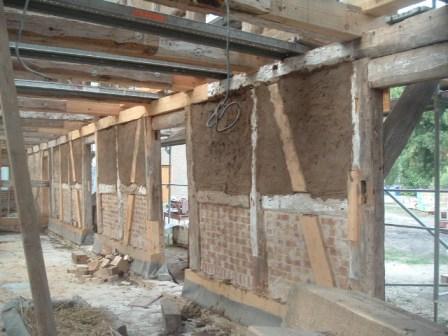 Bautagebuch for Fachwerk kran